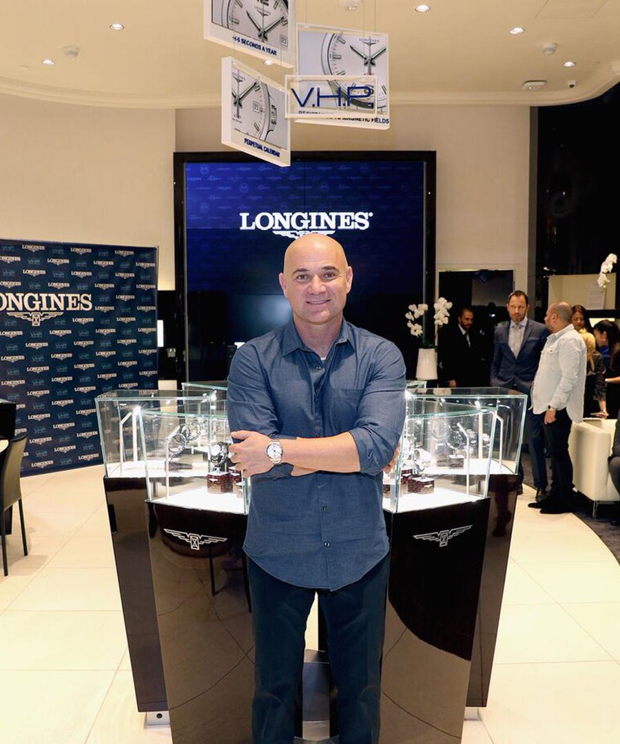 Longines Celebrates New Conquest V.H.P. Collection
