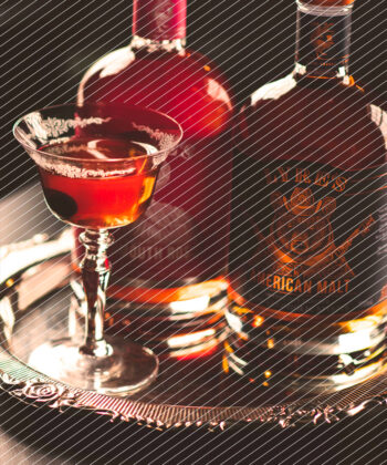 Drink DuJour: Lyre's Manhattan
