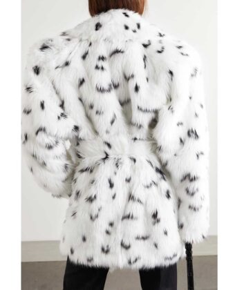 Fuzzy Coats to Bundle Up In This Winter