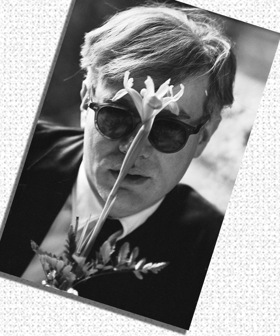 "Behind the Exhibit: Warhol Goes South for ""Flowers in the Factory"""
