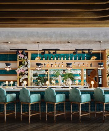 Find Glamour and Luxury at Miami's ZZ's Sushi Bar