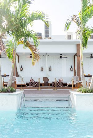 Stay, Shop and Spin in Palm Beach