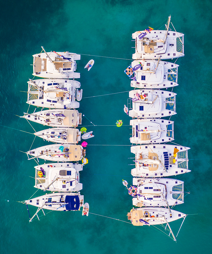 The Yacht Week is Sailing into the British Virgin Islands