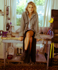 Eliza Coupe is Embracing New Opportunities