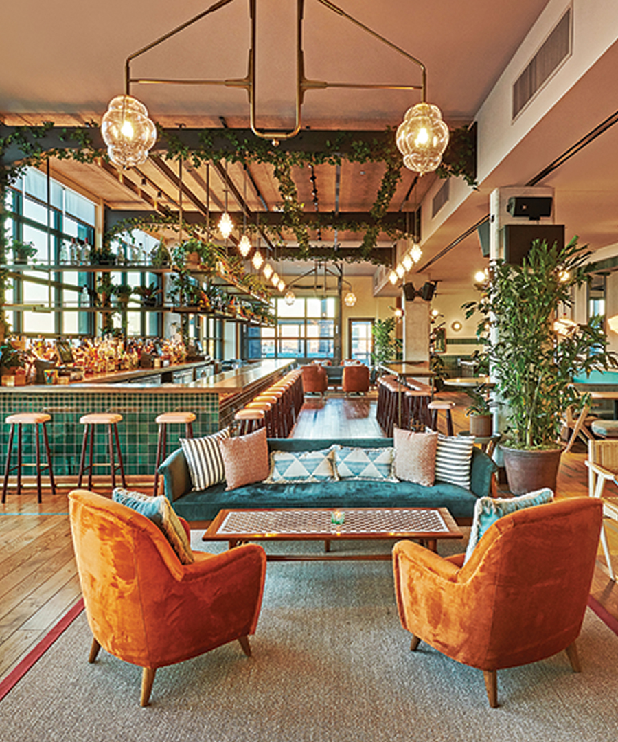 Chicago Has Welcomed The Hoxton Hotel