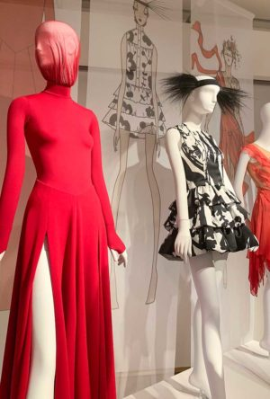 See The New York City Ballet's Costume Exhibit, Design in Motion