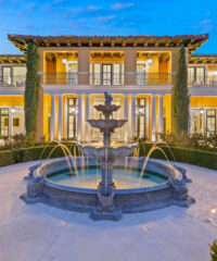 The hospitality and entertainment mogul has listed his elegant Euro-chic home for $25 million