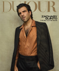 Zachary Quinto is The Boy in The Band