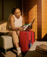 Travel in Style With The New Away x Serena Williams Launch