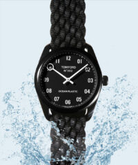 Tom Ford Launches a New Luxury Timepiece Made of 100% Ocean Plastic