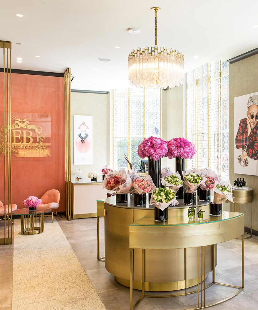 Inside Saks Fifth Avenue's Beauty Floor