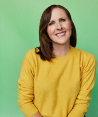 Molly Shannon Chases Her Dreams