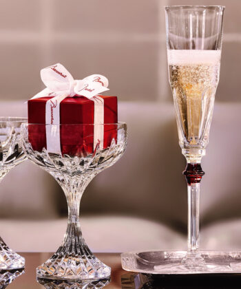 Celebrate the Holidays in Style at the Baccarat Hotel
