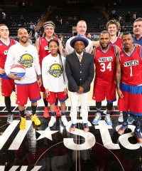The 8 Best Moments from the NBA Celebrity All-Star Game