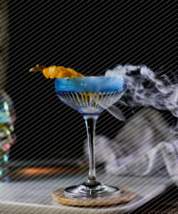 Drink DuJour: Smoke, Mirrors, and Colors