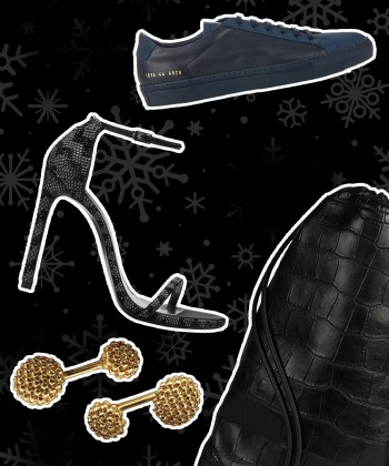 Luxe Accessories to Pair with Holiday Cheer