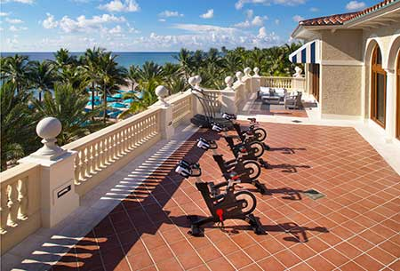 Ocean Fitness at The Breakers