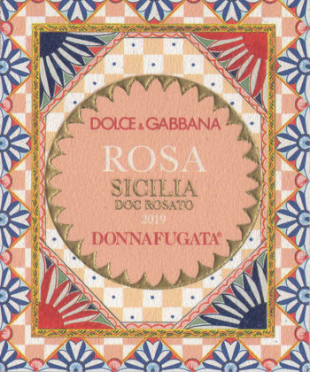 Dolce & Gabbana Partners with Donnafugata to Create Rosa