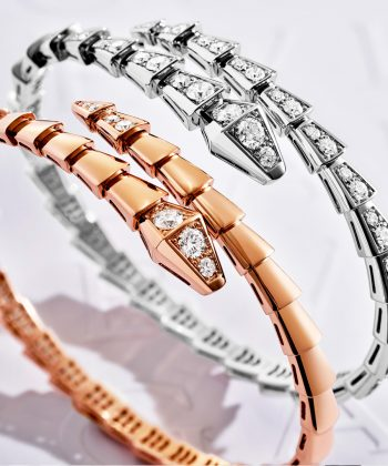 Bulgari Launches the Twist and Turns of Serpenti Viper