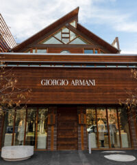 From the first Giorgio Armani pop-up to the best local eateries, here are our top spots to check out in Aspen