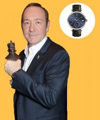 Watch & Learn: Kevin Spacey's IWC