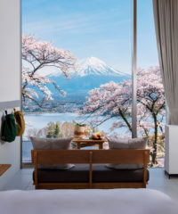 The Most Stunning Hotel Rooms for Nature Lovers