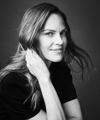Hilary Swank's Sartorial Mission