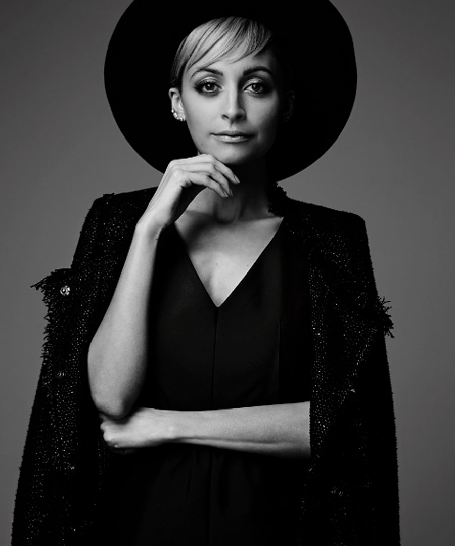 Nicole Richie Is Urban Decay's New Troublemaker