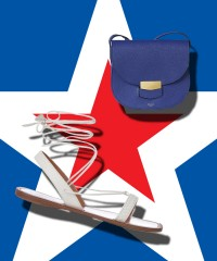 Red, White and Blue Accessories for the Fourth of July
