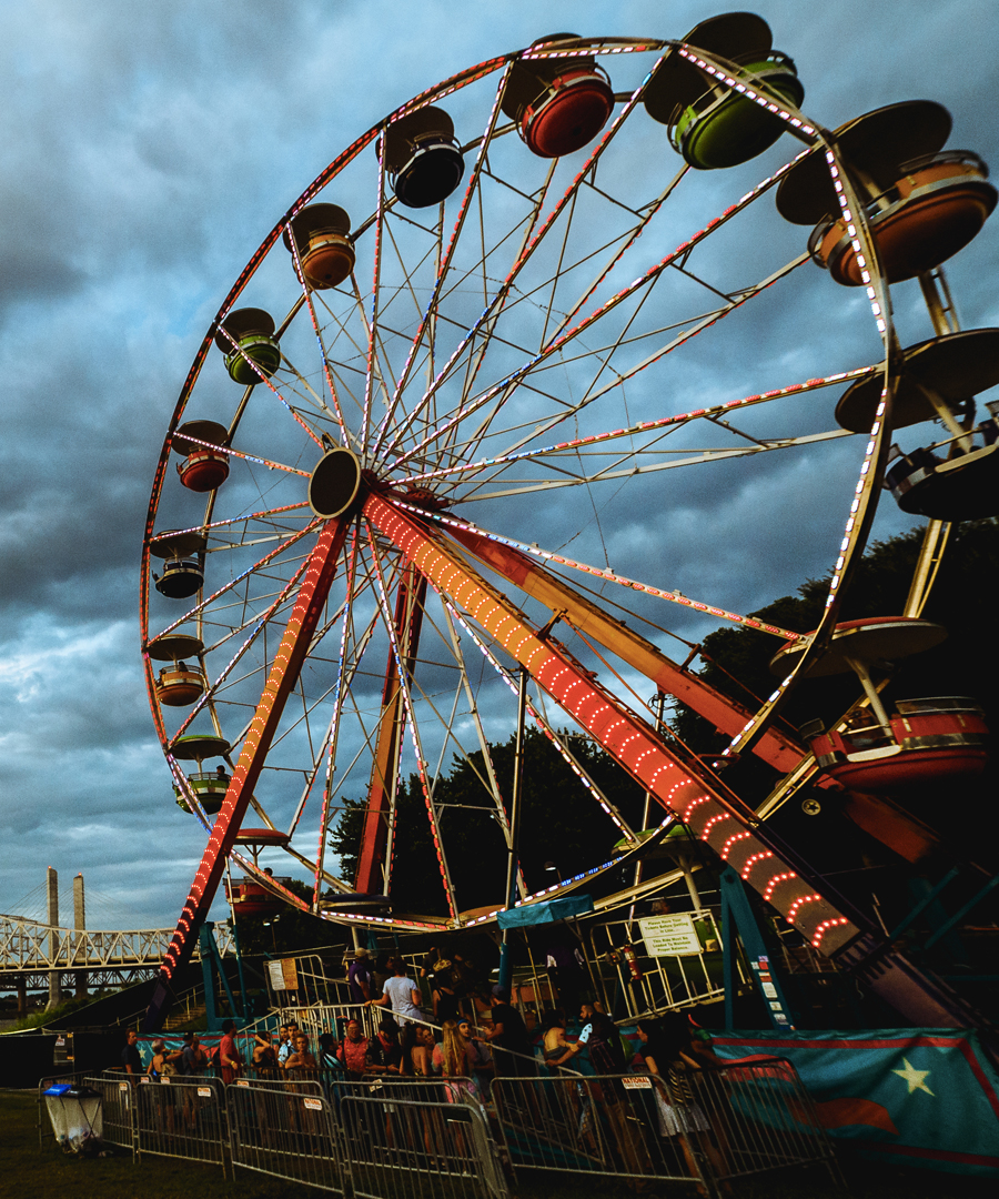 Top 5 Things to Do at Forecastle Festival