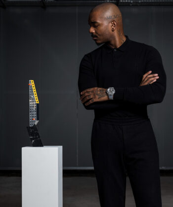 Hublot's Newest Ambassador is Samuel Ross