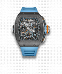 The Richard Mille store in Chicago is on the world famous Oak Street near Gucci and Louis Vuitton