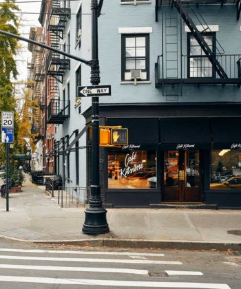 Visit The West Village's Newest Parisien Coffee Shop