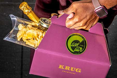 Krug CaviAIR TOGO BOX
