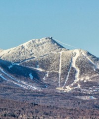 Obsession DuJour: Skiing in Jay Peak, Vermont