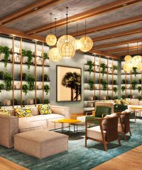 A new boutique hotel, The Ray from Menin Development, opens in Delray Beach