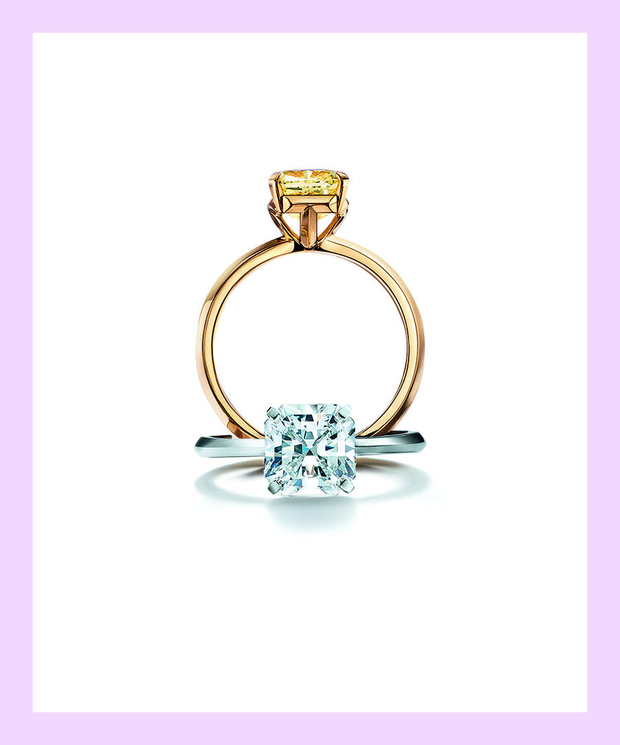 Tiffany & Co. Debuts New Engagement Ring