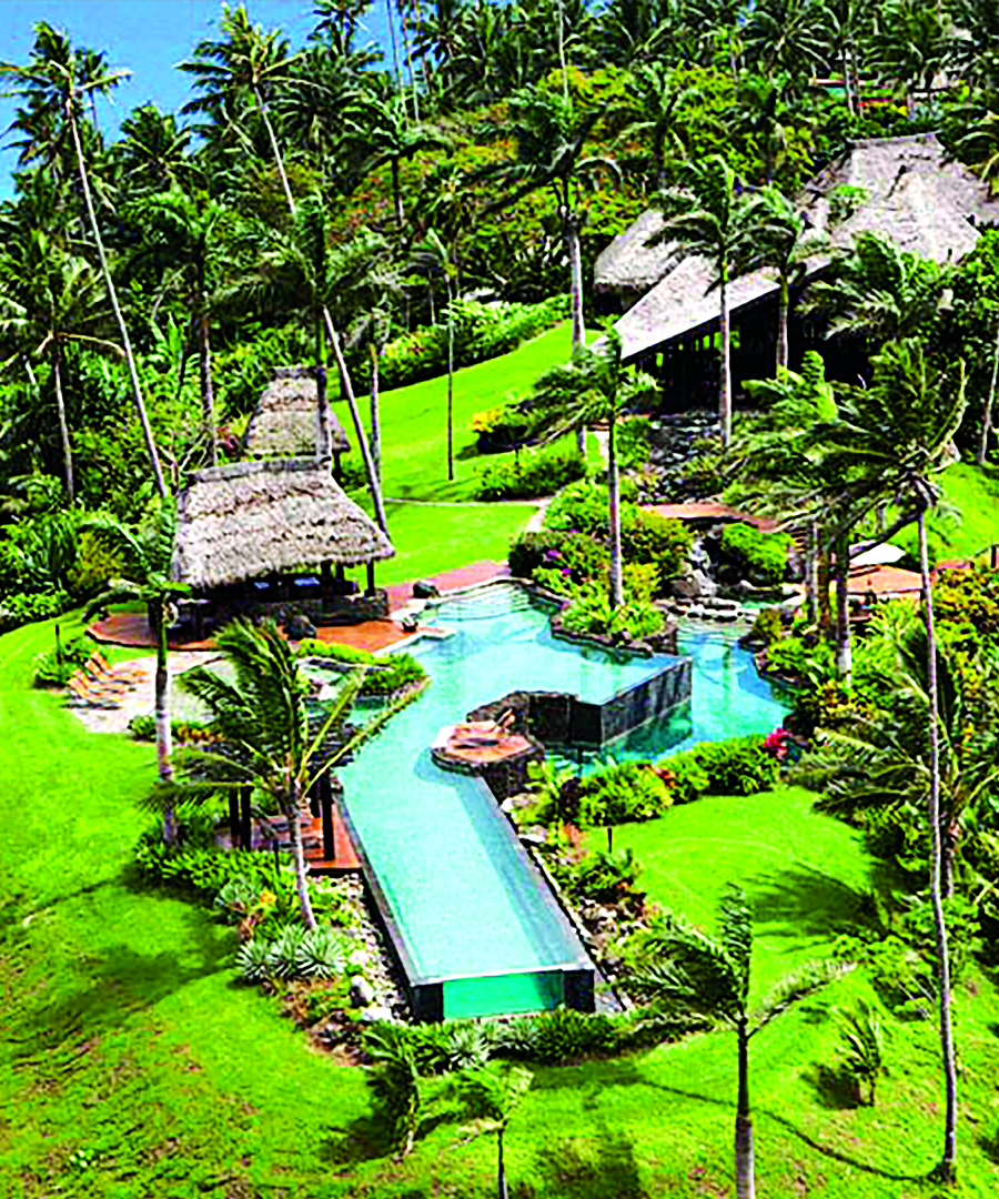 See How Fiji Has Been Restored to an Island Paradise