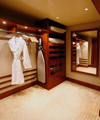 The Most Luxurious Hotel Closets Ever