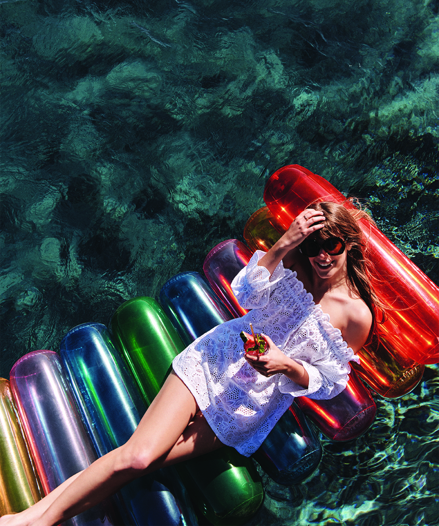 Shop The CB2 x Fred Segal Pool Party Collection