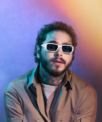 Feel Like a Rock Star in The Post Malone x Arnette Sunglasses