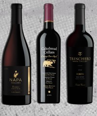 Red Wines for a White Winter