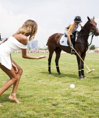 Mark Your Calendar for this Stylish Polo Match