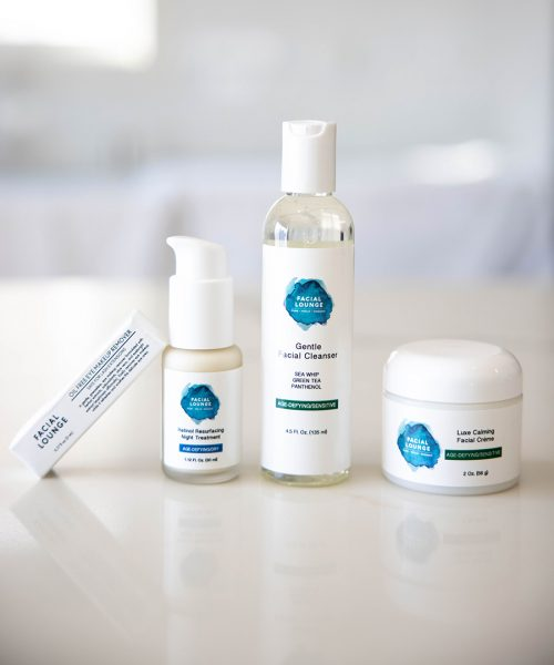 Facial Lounge Products
