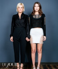 Yolanda Foster and Bella Hadid: The Ascendants