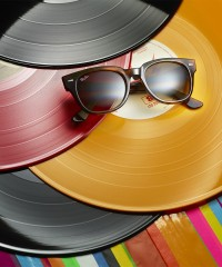 Check Out These Rare Retro Ray-Bans