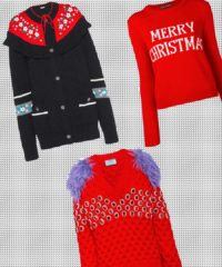 "Shop Our 12 Favorite ""Ugly"" Holiday Sweaters"