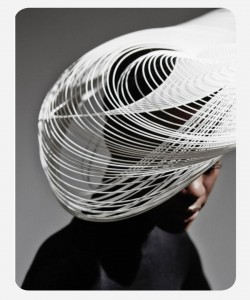 The Most Beautiful Thing in the World Today: 3D-Printed Hats