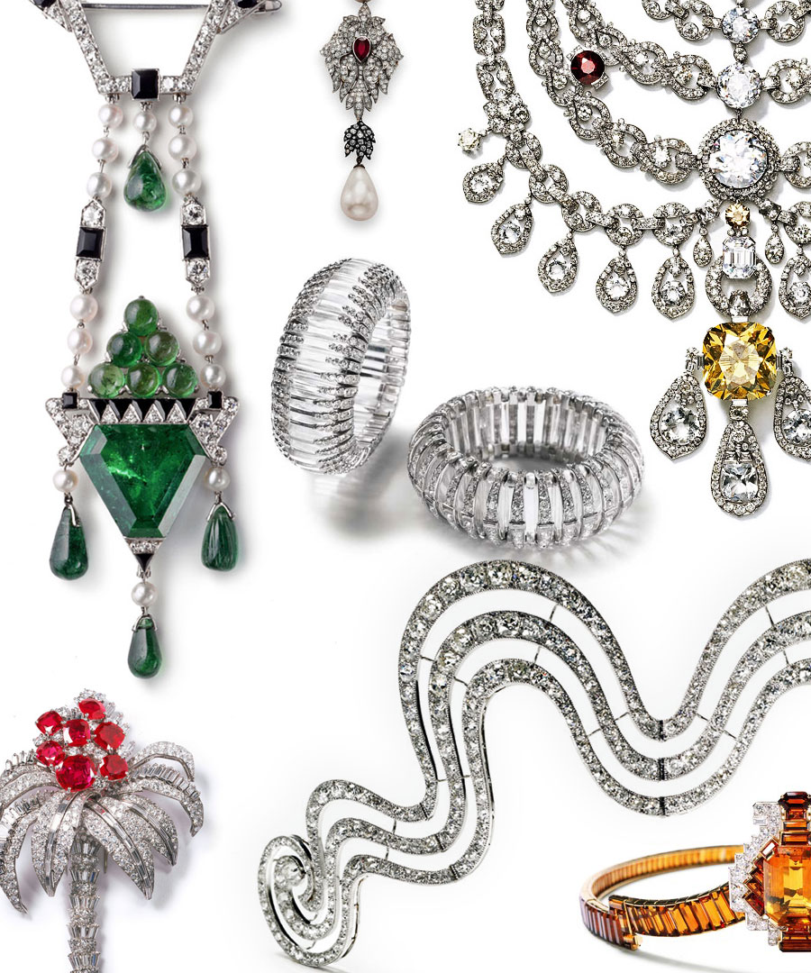 The jewelry designer fills out DuJour's holiday questionnaire
