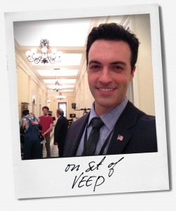 On Location With Reid Scott